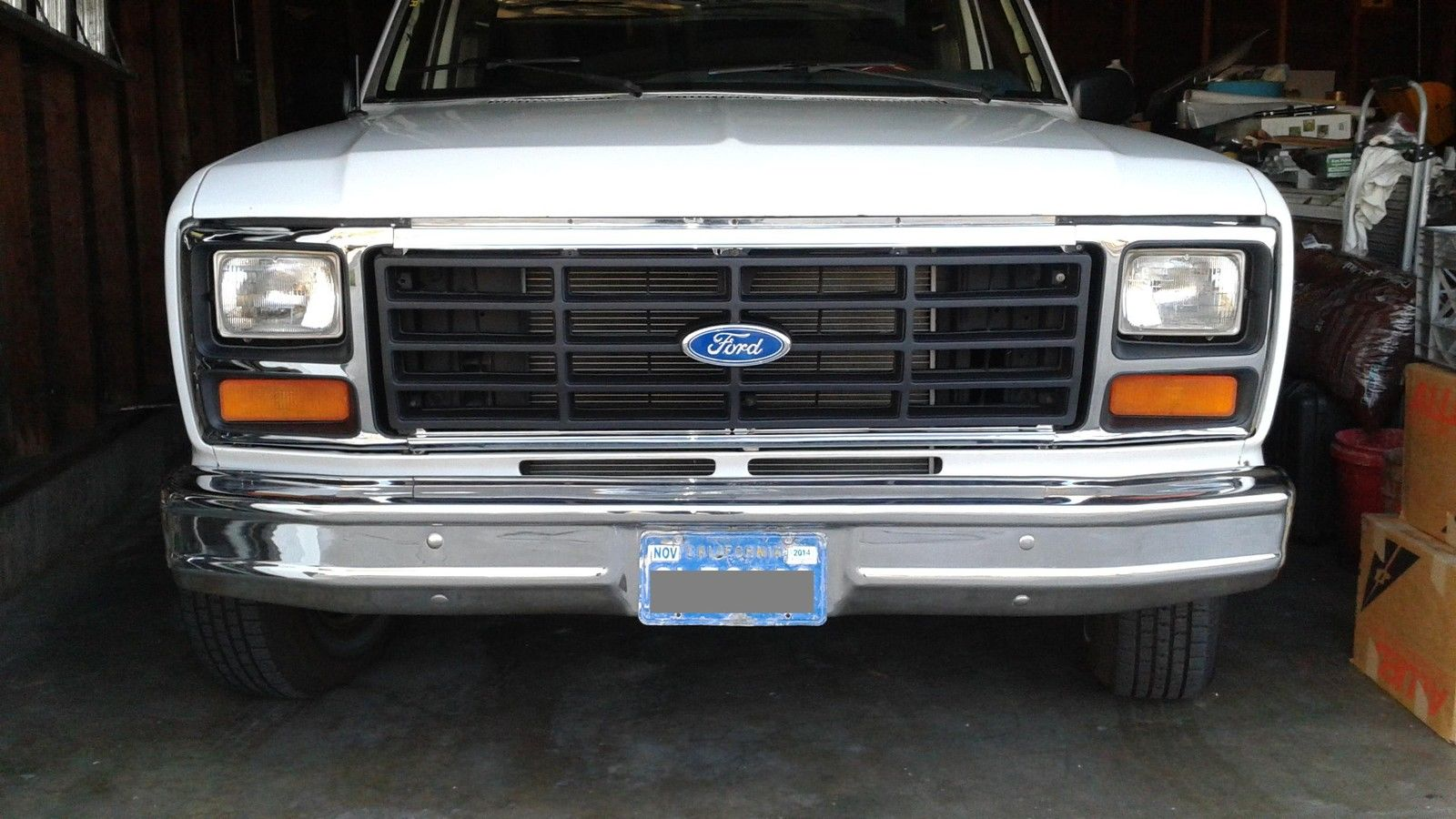 1985 Ford F150 Single Cab Short Bed For Sale In Los Angeles  California  United States For Sale
