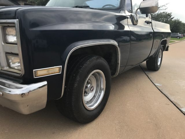 1985 gmc sierra classic originals paint interior matching numbers a c heat texas. Black Bedroom Furniture Sets. Home Design Ideas