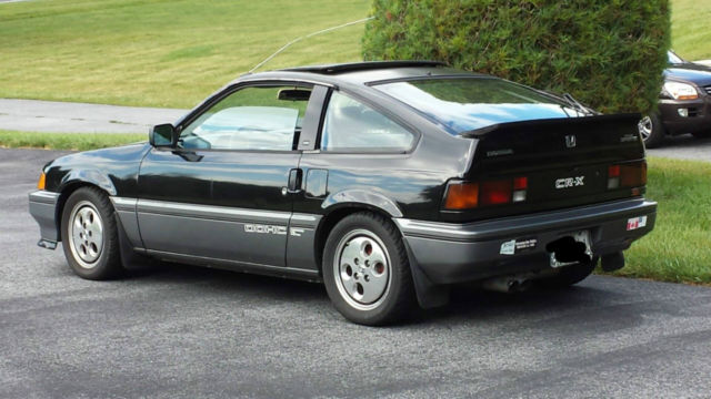 1985 honda crx si ballade sports clone for sale in. Black Bedroom Furniture Sets. Home Design Ideas