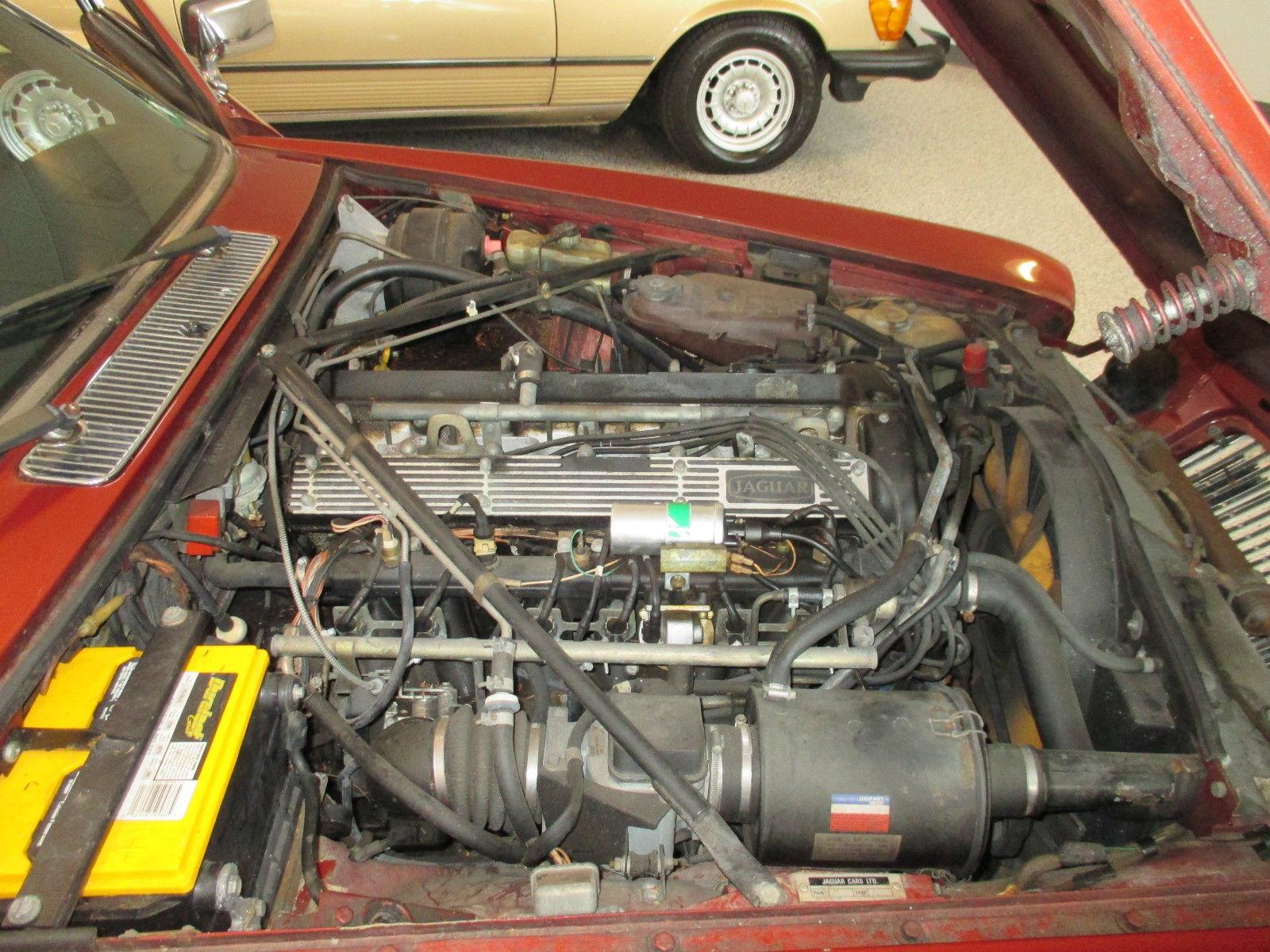 1985 Jaguar Xj6 Sovereign Sedan 4 Door 4 2l For Sale In