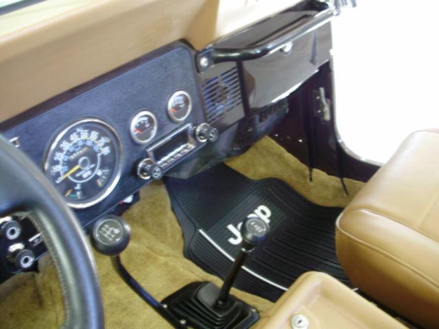 Jeep Dealership Las Vegas >> 1985 Jeep CJ7 Golden Eagle for sale in Grand Island, Nebraska, United States