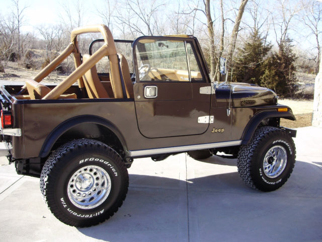 Jeep Dealership Las Vegas >> 1985 Jeep CJ7 Golden Eagle for sale in Grand Island, Nebraska, United States for sale: photos ...