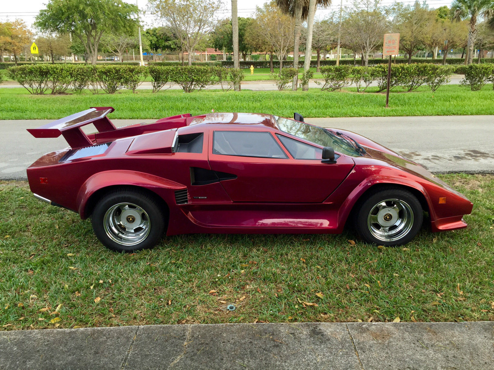 1985 Lamborghini Countach 5000 Replica For Sale In Fort