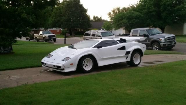 1985 Lamborghini Countach For Sale In Spearman Texas