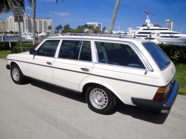 1985 mercedes benz 300 series 300td wagon t diesel 109k for Mercedes benz 300 diesel