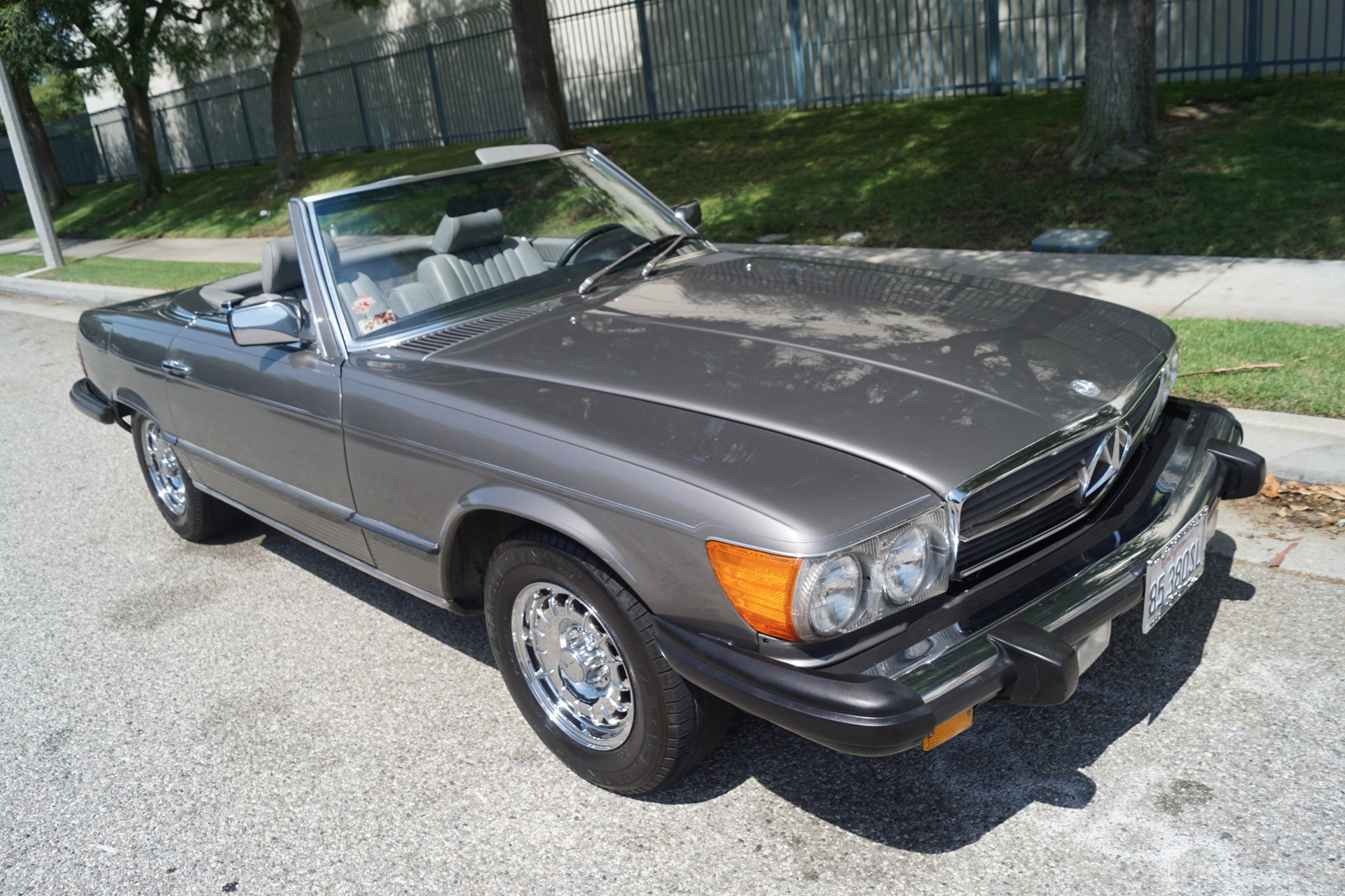 1985 mercedes benz 380 class for sale. Black Bedroom Furniture Sets. Home Design Ideas
