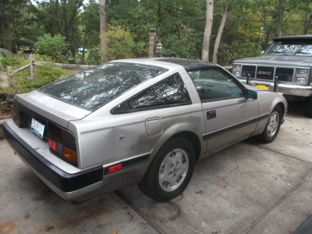 1985 Nissan 300ZX Turbo Coupe 2-Door 3.0L Parts car for sale in ...