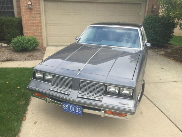 1985 oldsmobile cutlass salon 30k miles v8 t tops like for 1985 cutlass salon
