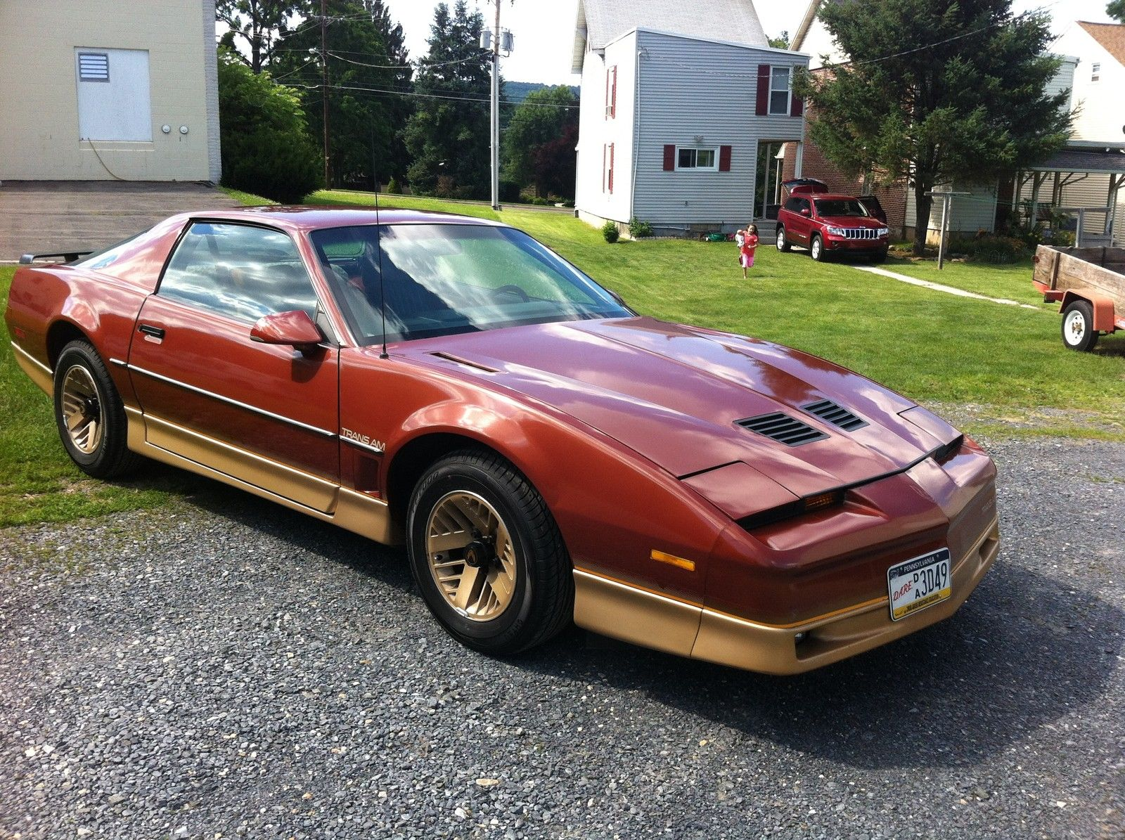 1985 Pontiac Firebird Trans Am For Sale In Reading