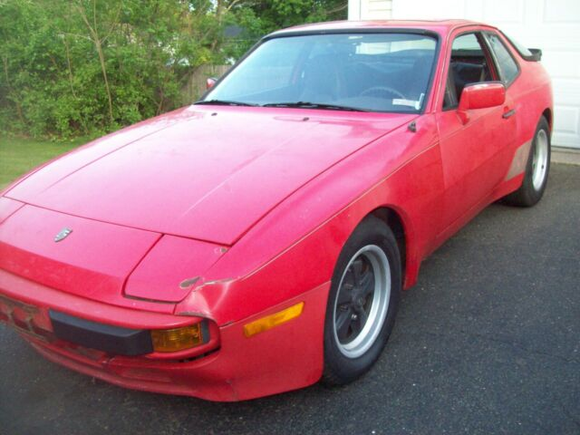 1985 Porsche 944 With Real Fuchs Wheels Runs But Needs Work Parts Or Restore For Sale Photos Technical Specifications Description