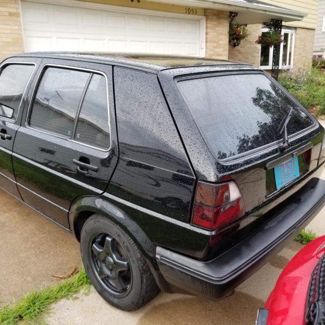 Volkswagen Diesel Cars For Sale: 1985 Volkswagon Golf Diesel For Sale: Photos, Technical