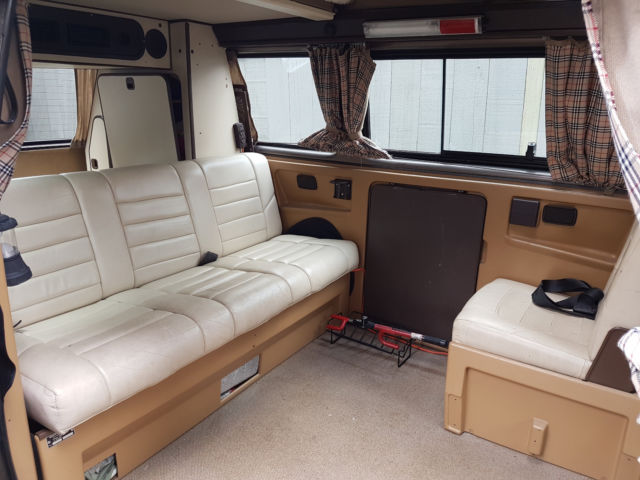 1985 vw volkswagen wolfburg edition weekender westfalia vanagon. Black Bedroom Furniture Sets. Home Design Ideas