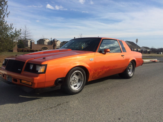 Twin Turbo 1987 Buick Grand National >> Buick Grand National Regal Exhaust Downpipes | Autos Post