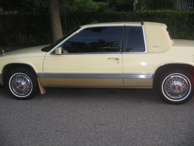 1986 cadillac eldorado biarritz for sale in babylon new york united states for sale photos technical specifications description classiccardb com