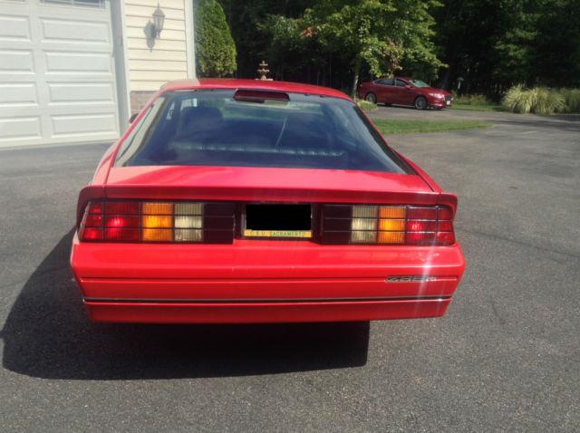 1986 Chevrolet Camaro Iroc Z For Sale In Boydton Virginia