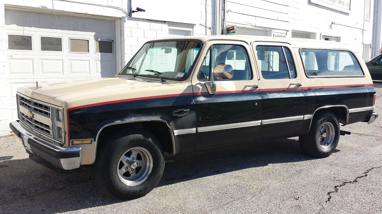 1986 Chevrolet Suburban C K10 2wd New Interior Great Condition 57l Chevy 305 Engine Diagram