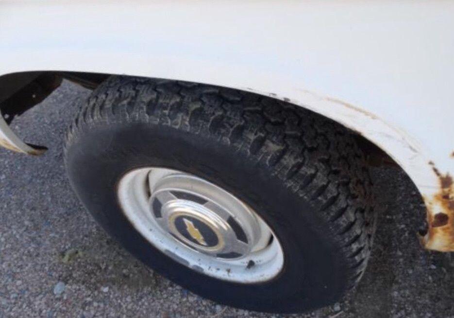 1986 Chevy G20 Full Size Van 70 000 Original Miles 4 6 L