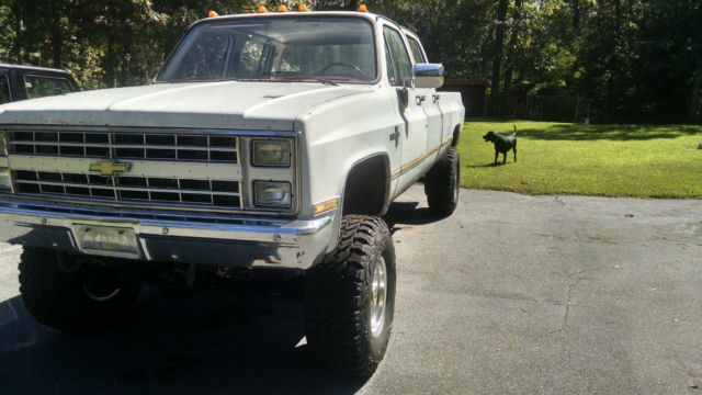 Chevy K30 Crew Cab For Sale Craigslist ✓ All About Chevrolet