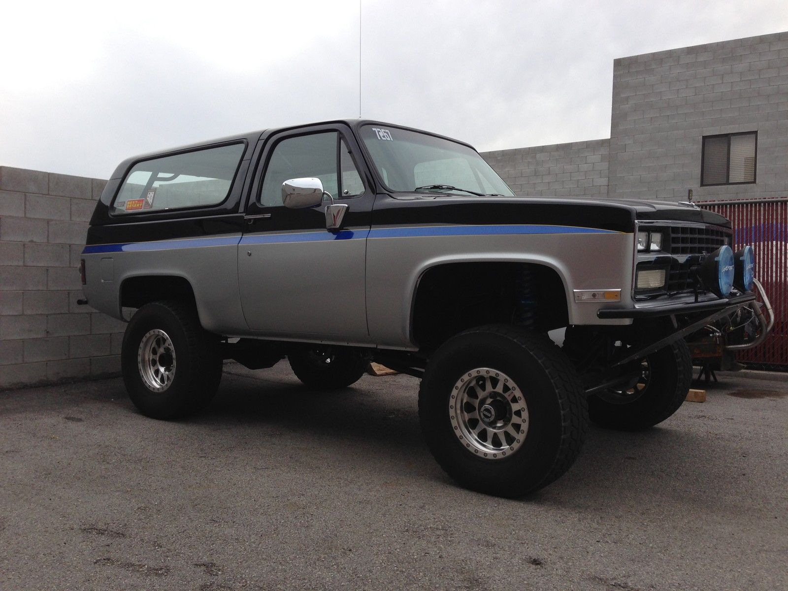 1986 Chevy K5 Blazer Pre Runner For Sale In Henderson