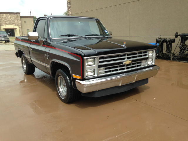 1986 Chevy Silverado C10 For Sale In Spring Texas United