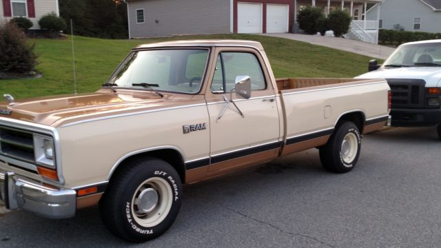 1986 Dodge D150 Base Standard Cab Pickup 2 Door 5 9l For Sale In Carrollton Georgia United States For Sale Photos Technical Specifications Description