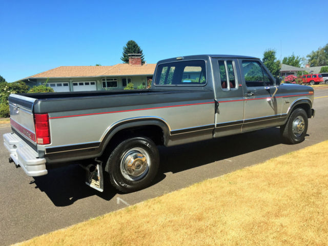 1989 ford f350 truck with 103346 1986 Ford 250 Extended Cab Xlt Lariat on Watch further Watch further T6063957 Serpentine belt diagram further Watch moreover Ford Econoline Van Roof Racks.