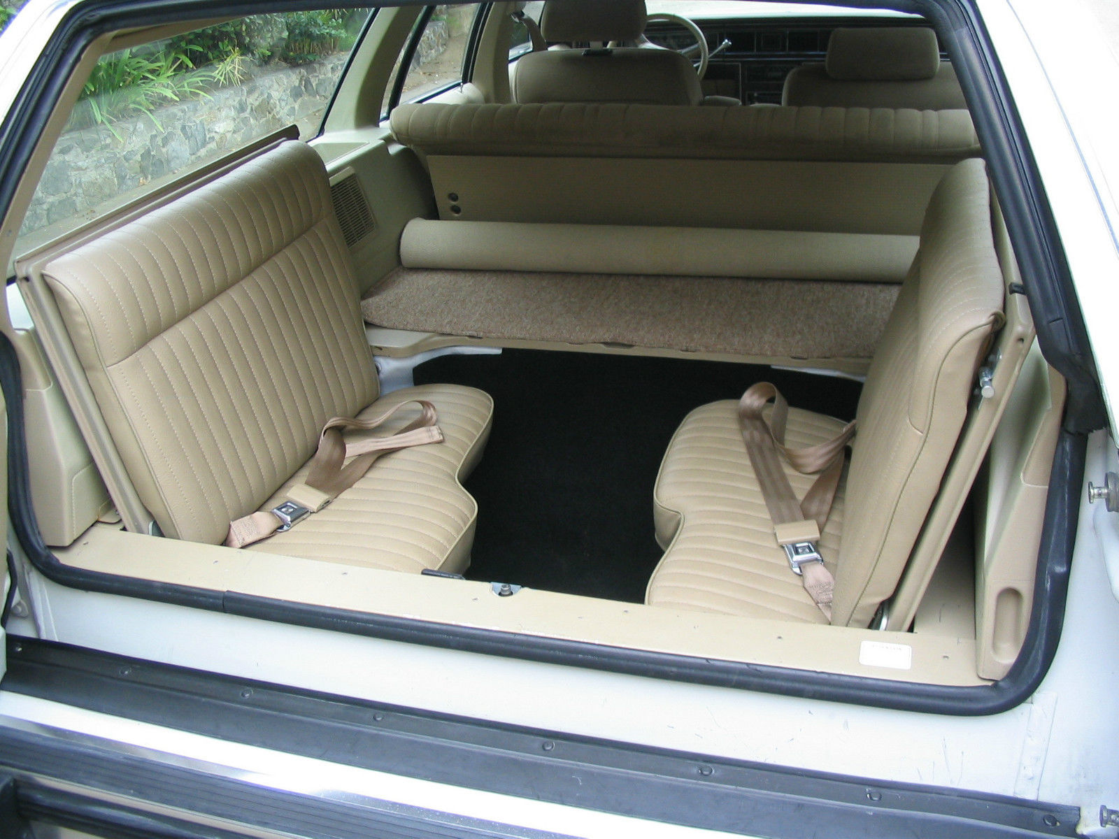 1986 FORD CROWN VICTORIA COUNTRY SQUIRE WOODY 8 PASSENGER ...