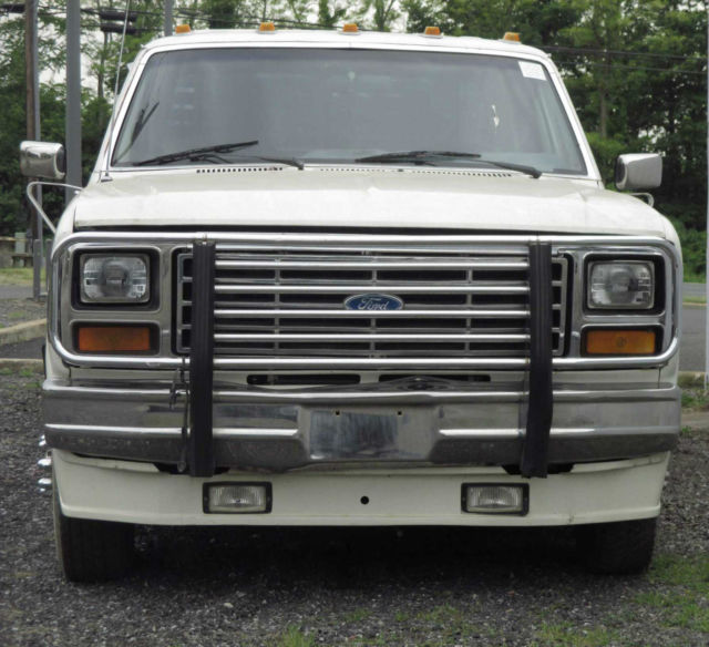 1997 Ford F350 Regular Cab Interior: 1986 Ford Diesel Dually Crew Cab 4 Speed Kodiak Conversion