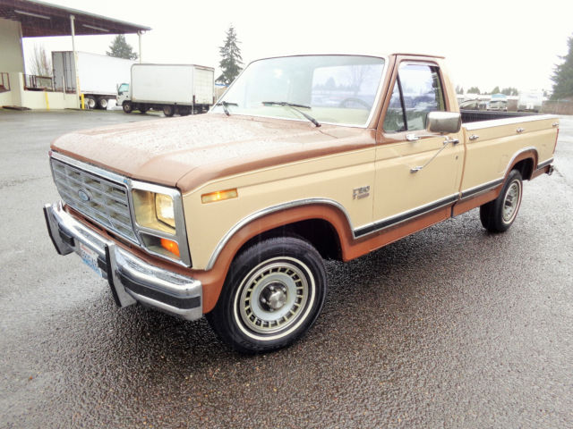 1986 Ford F150 Lariat Longbed 1987 1988 1989 1990 1991 ...