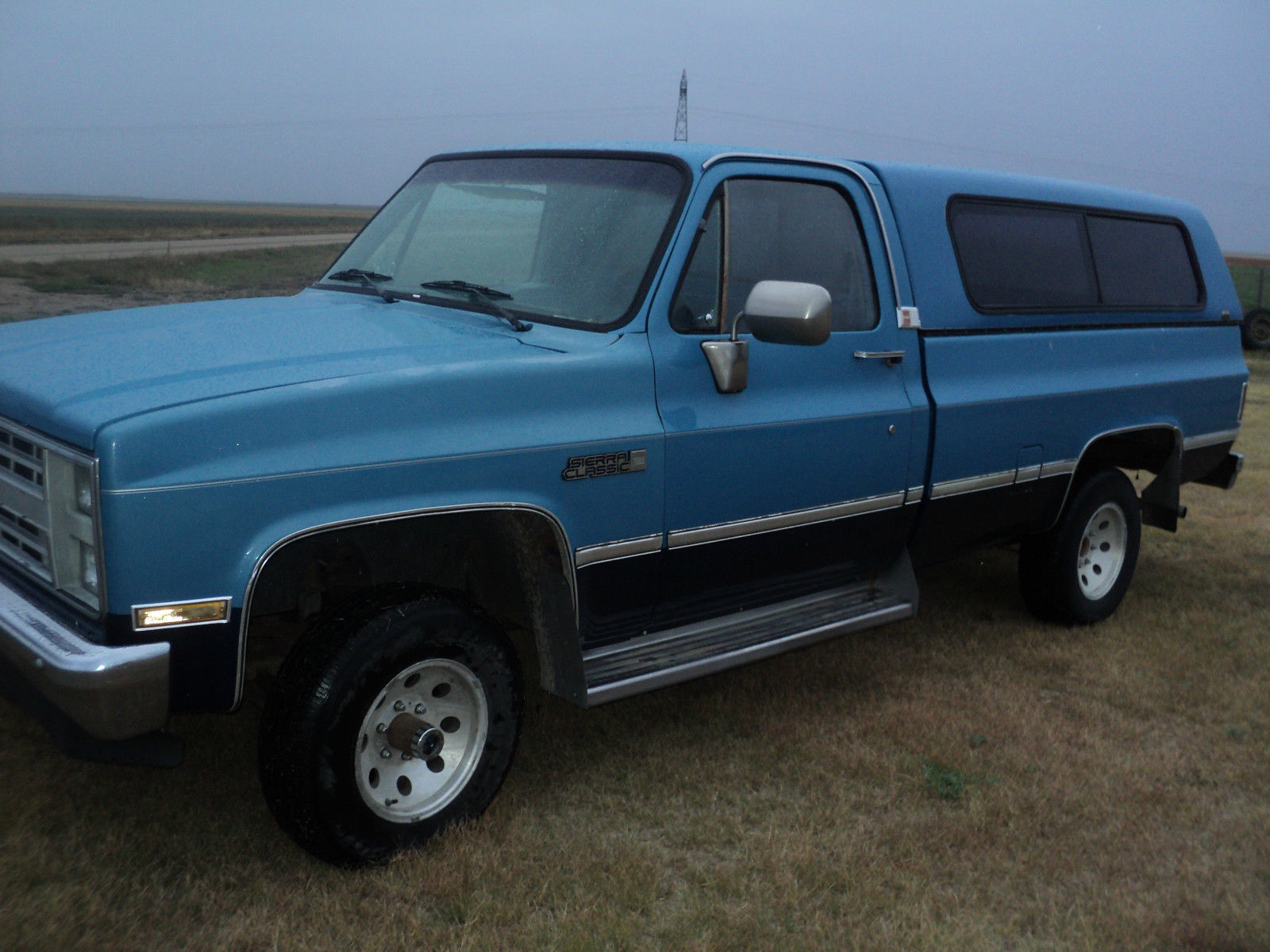 1986 Gmc Sierra Classic 1986 Gmc K1500 4x4 For Sale In