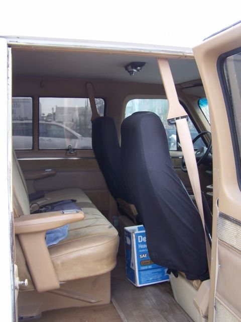 Acura Fort Myers >> 1986 GMC Rally STX Diesel Van Great for Parts for sale ...