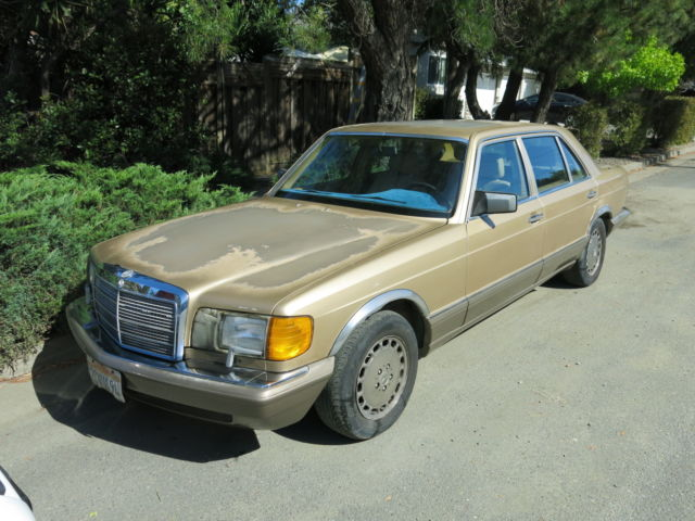 1986 mercedes 300sdl for 1986 mercedes benz 300sdl