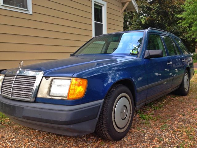 1986 mercedes benz 200td diesel wagon for sale in for Mercedes benz kalamazoo