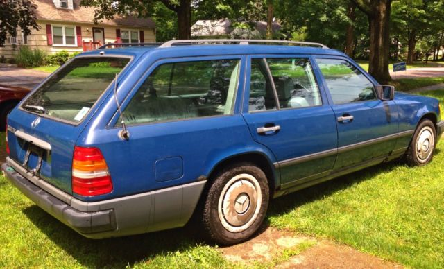 1986 mercedes benz 200td diesel wagon for sale in for Mercedes benz diesel wagon for sale