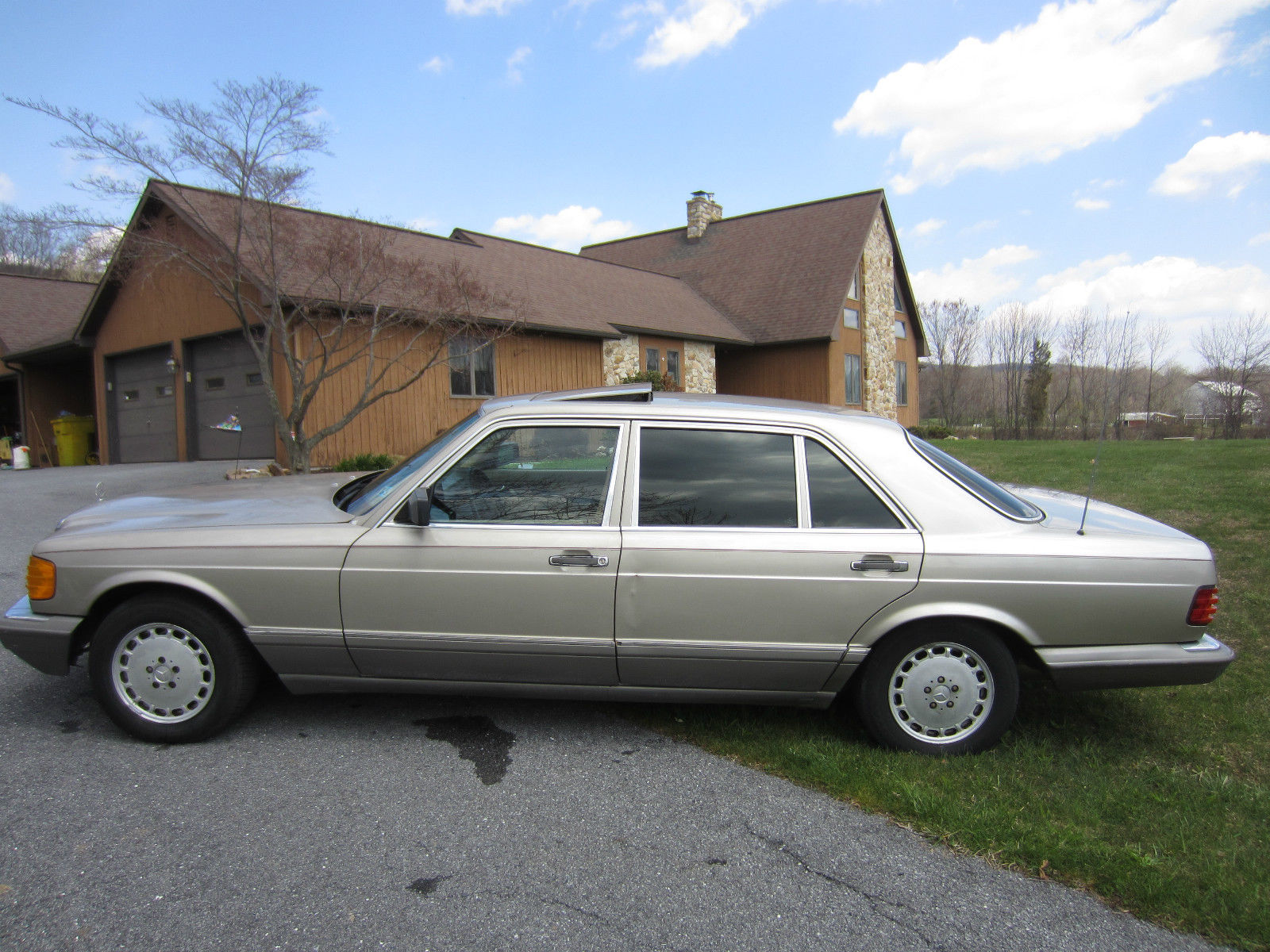 Mercedes Benz Sdl Turbo For Sale