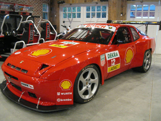 1986 porsche 944 turbo race car over 200k invested in