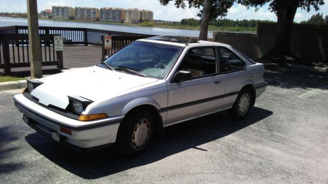 1987 acura integra ls hatchback 3 door 16l sciox Choice Image