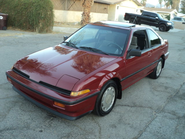 1987 acura integra ls low low miles automatic transmission technical specifications of acura integra 1987 sciox Choice Image