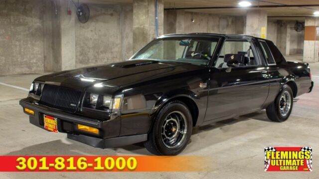 1987 Buick Regal Grand National Flemings Ultimate Garage For Sale