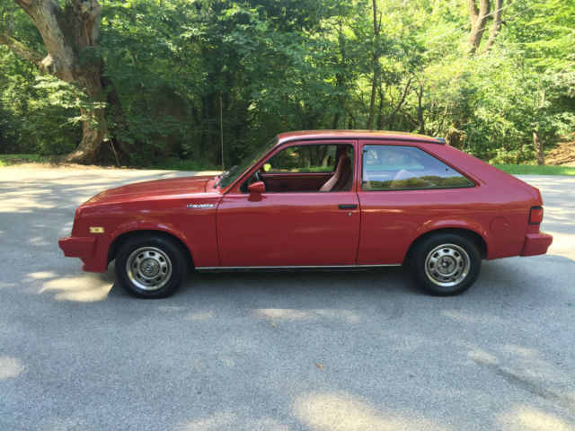 1987 Chevrolet Chevette  User Reviews  CarGurus