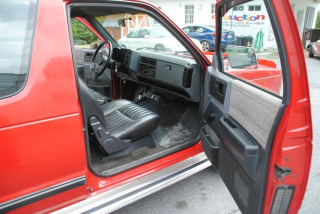 1987 Chevrolet S10 Blazer High Country Sport Utility 2 ...