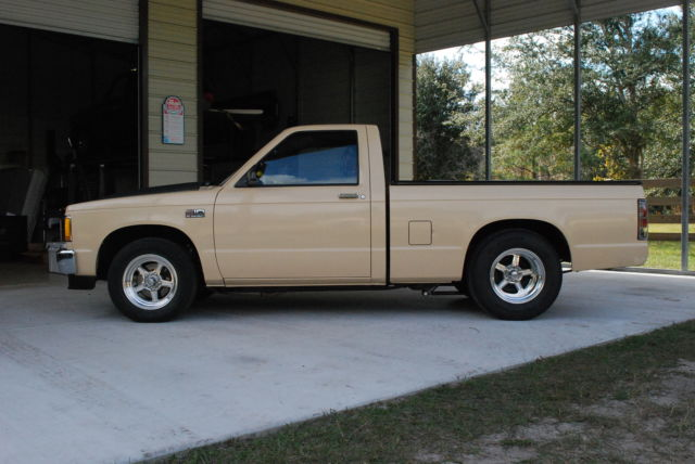1987 Chevy S10 - V8 Pro Street for sale: photos, technical