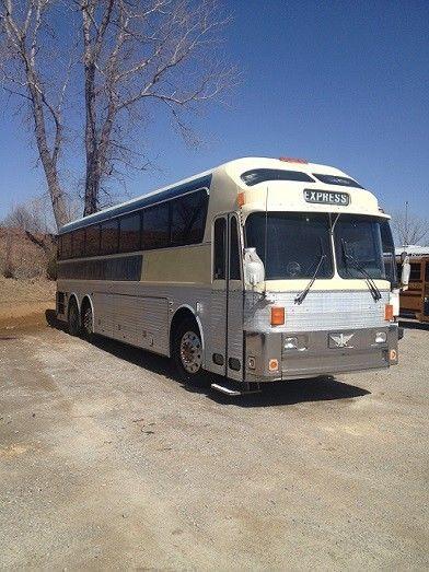 1987 Eagle Motor Coach Tour Bus Detroit Diesel Allison
