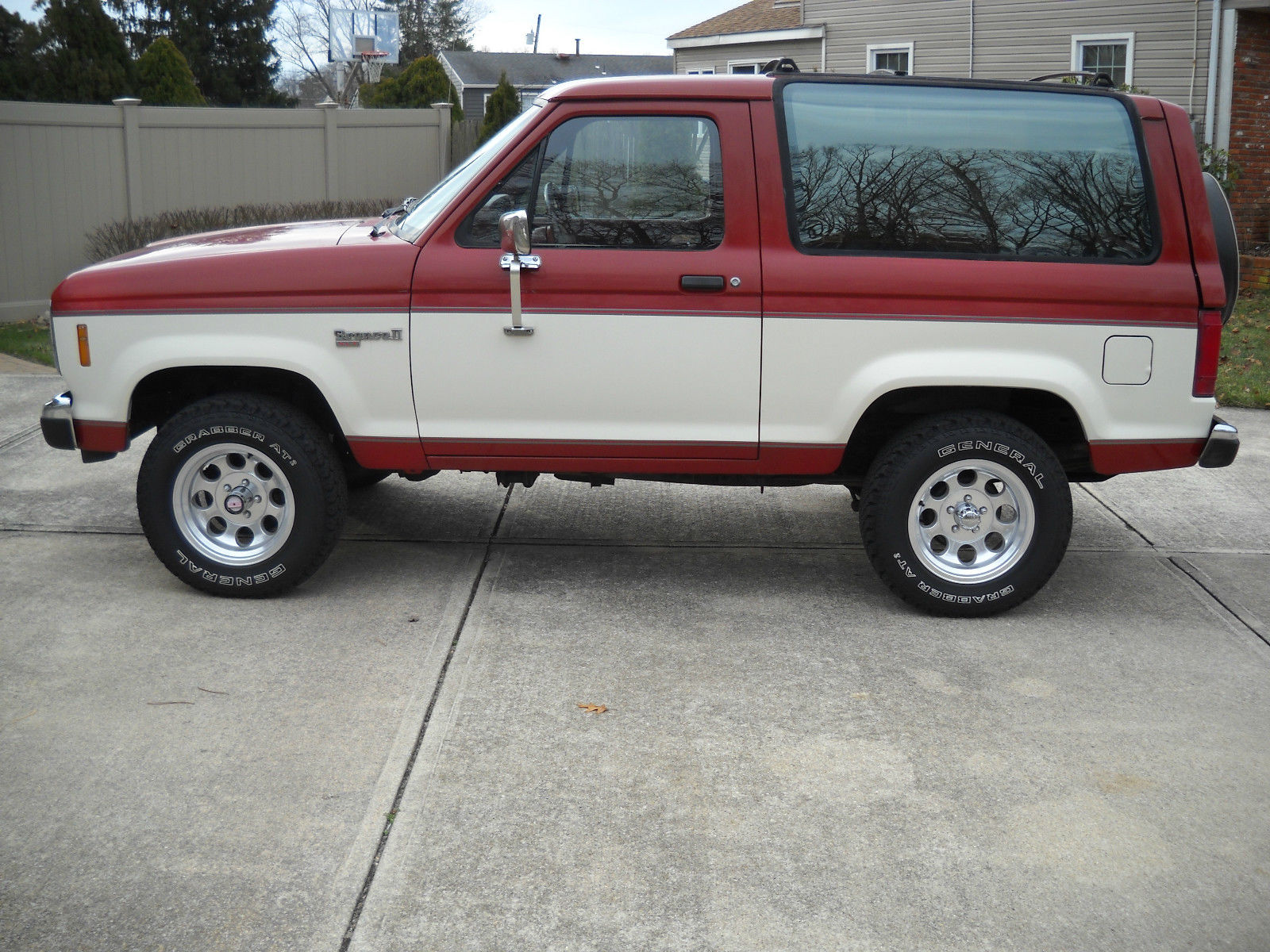 1987 ford bronco ii xlt mint condition for sale in williamstown new jersey united states. Black Bedroom Furniture Sets. Home Design Ideas