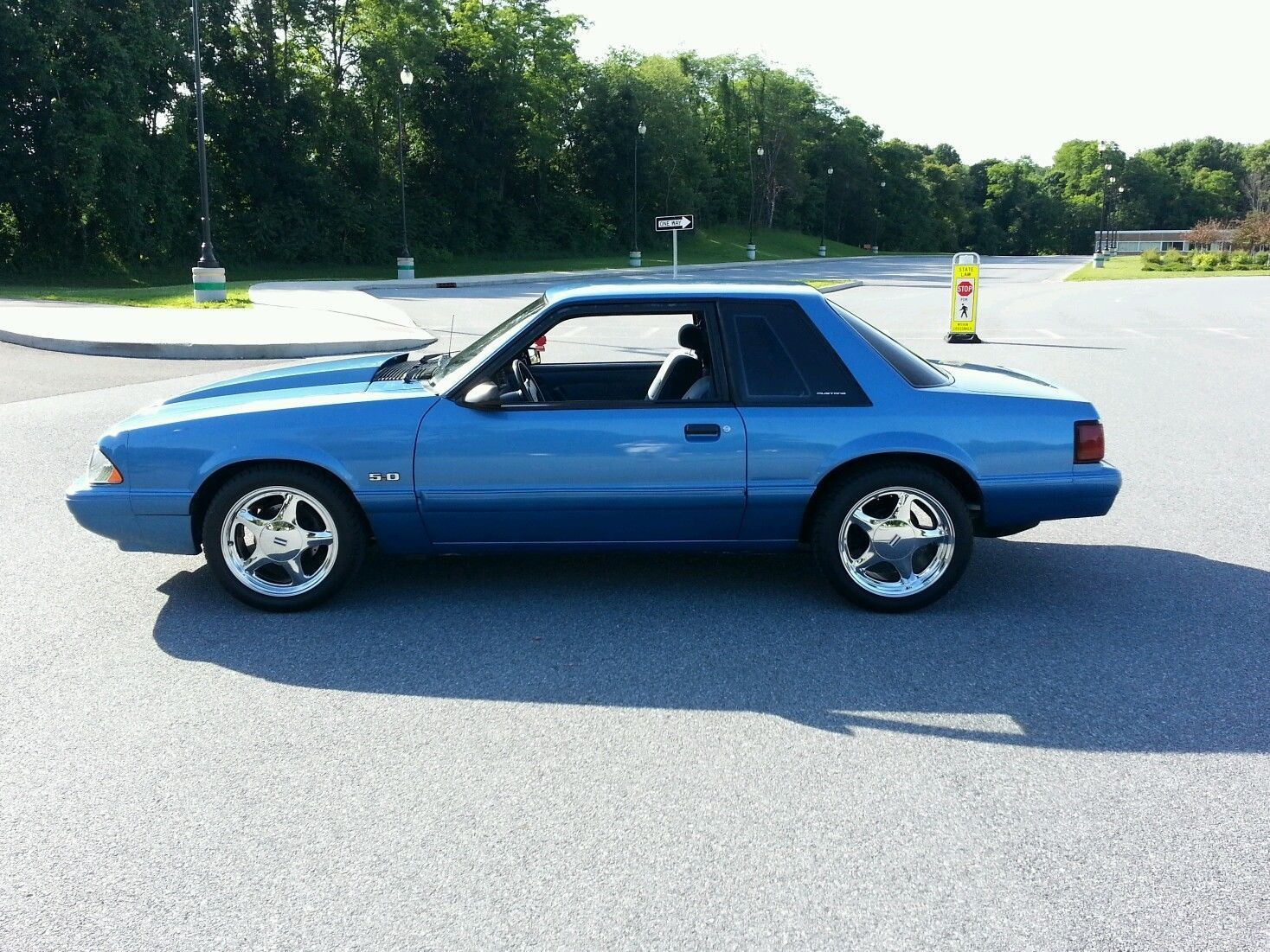 1987 ford mustang 5 0 notchback for sale in poughkeepsie. Black Bedroom Furniture Sets. Home Design Ideas