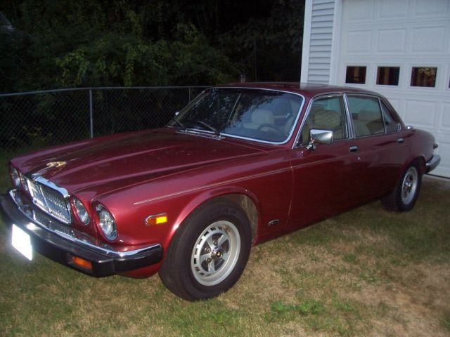 1987 jaguar xj6 vanden plas for sale in portland maine united states. Black Bedroom Furniture Sets. Home Design Ideas