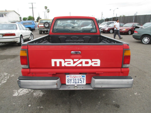 Mazda B L I Pickup No Reserve together with C Cd C Dabdf D E F additionally Mt Z B Mazda B Bengine  partment besides Large also Large. on 1987 mazda b2000 engine