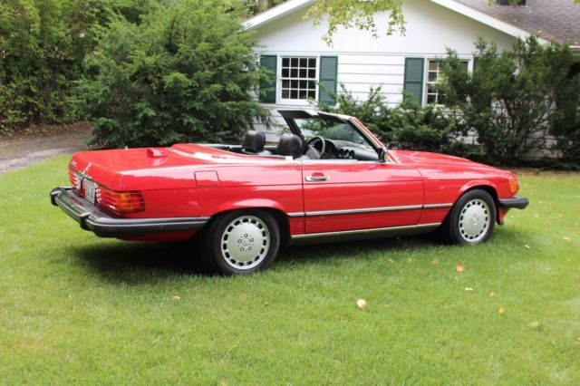 1987 mercedes 560sl excellent condition 90k mi private for Mercedes benz sale private owner