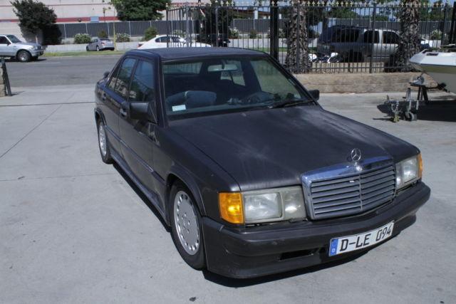 1987 mercedes benz 190e 2 3l 16v sedan 4 door cosworth for for 1987 mercedes benz 190e
