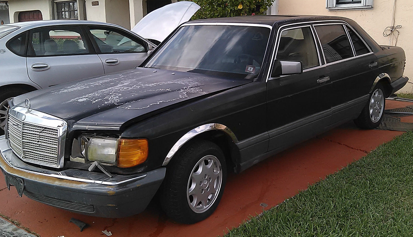 1987 mercedes benz 300sdl 300 sdl turbo diesel for sale in for Mercedes benz hollywood